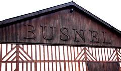 Cormeilles - La distillerie Busnel - Le Chai