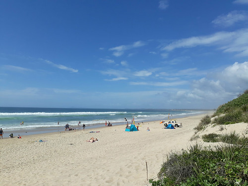 20190111_102735 beach at Old Bar NSW