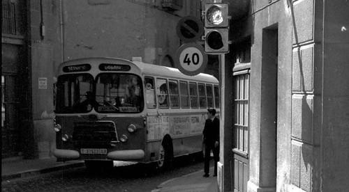 El primer bus urbà ࠤ