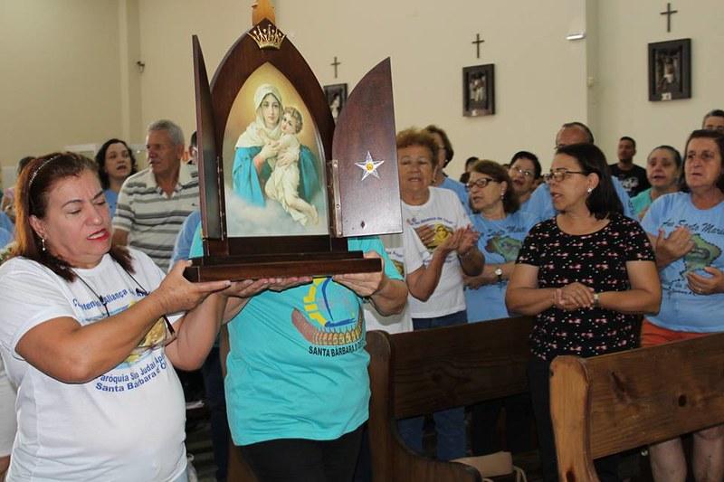 Tarde para Missionários em Santa Bárbara D´Oeste