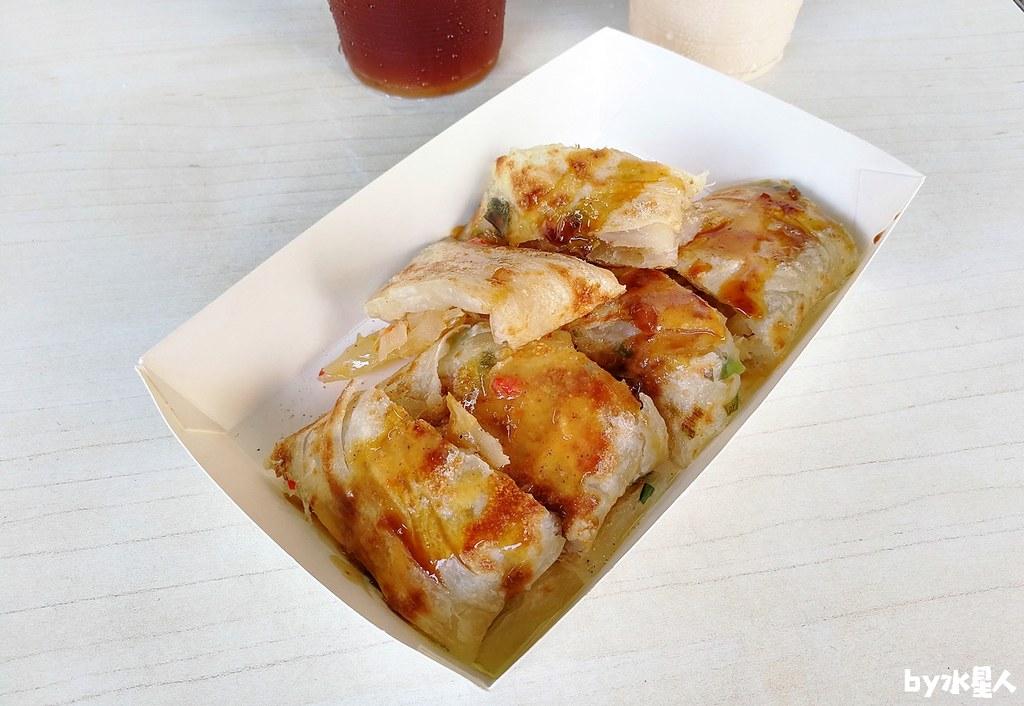 32108750988 288d71ef11 b - 小時代眷村美食|超特別皮蛋風味蛋餅,還有蔥油餅、手工煎水餃