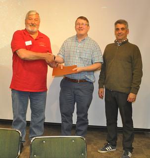 2017-2018 NJNS Nettleship Award ceremony