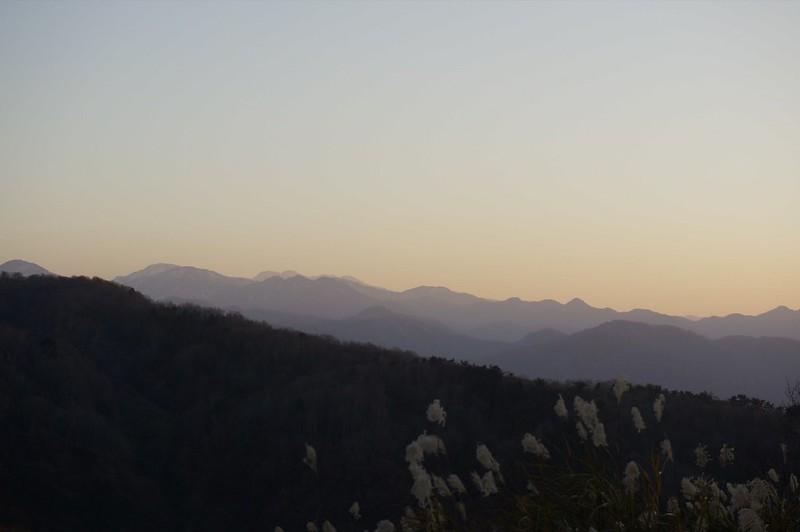 Around Mt. IOUZEN