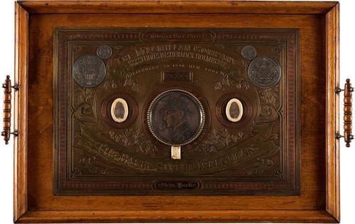 Baker Street Irregulars New York American Bank Note plate