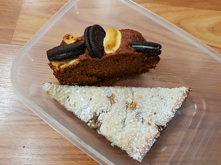 Loaded Banana Bread and Coconut Raspberry Slice from Yavanna