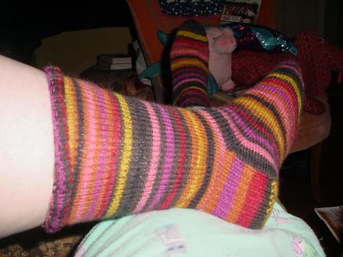 new striped socks 2