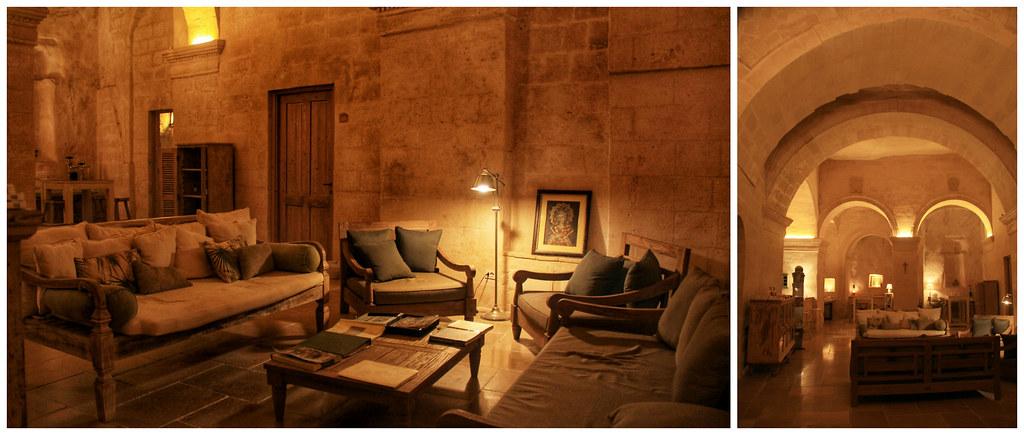 L'Hotel di Pietra, Matera
