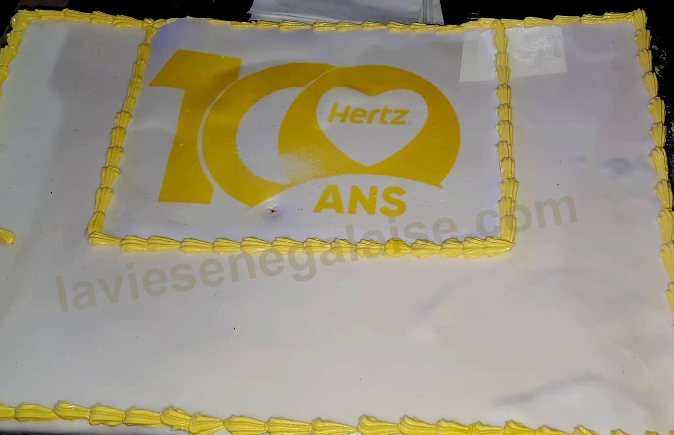 Hertz 100ans International, Hertz Sénégal 40 ans, anniversaire