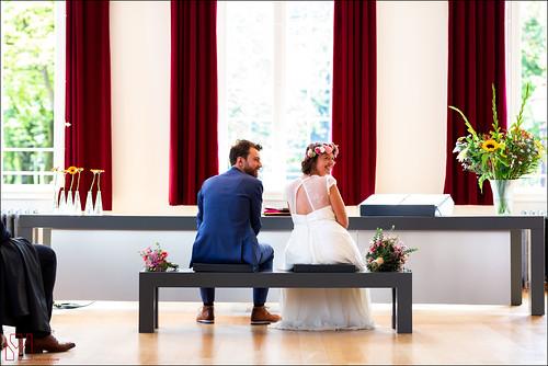 Huwelijk Caroline & Kenneth