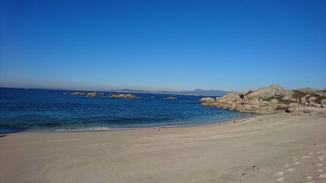 Praia do Con do corvo
