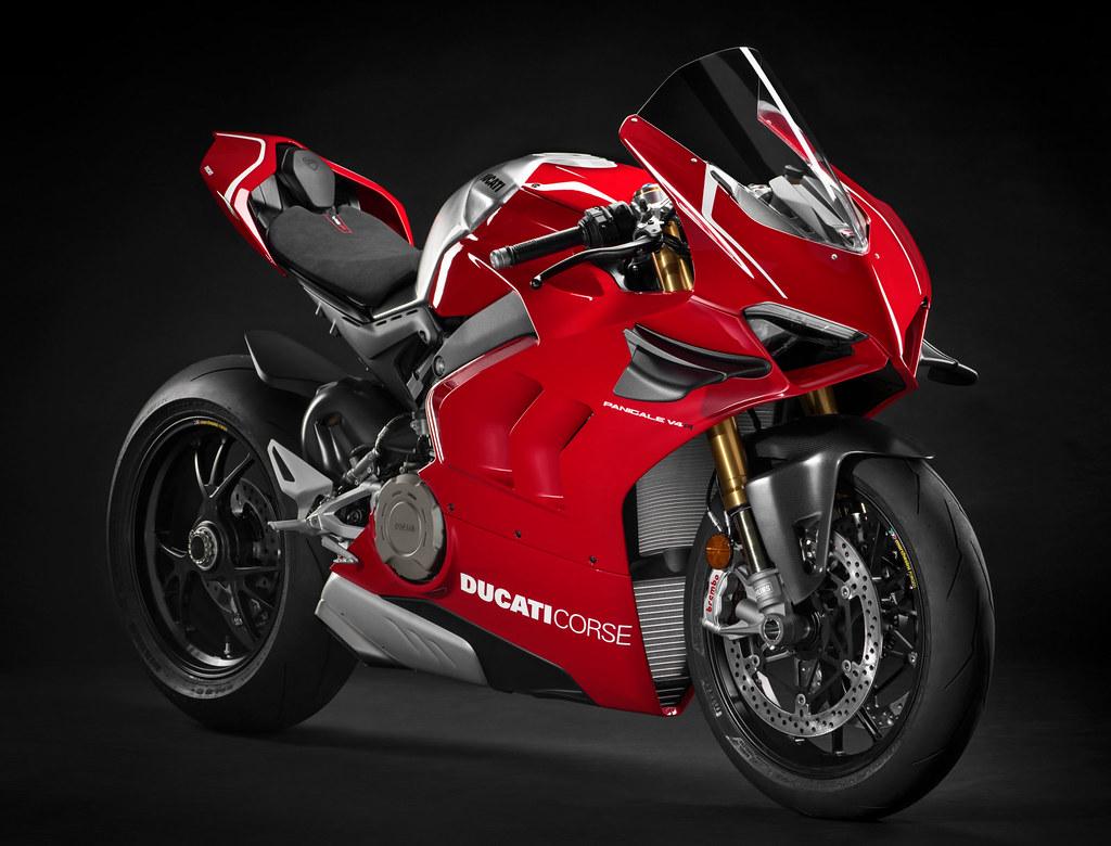 Ducati 1000 Panigale V4 R 2019 - 20