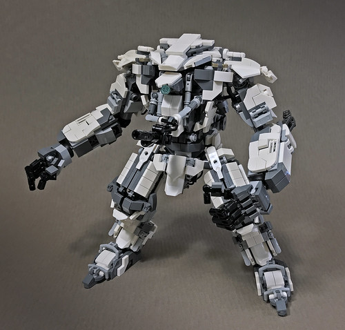 LEGO Robot Mk17-20