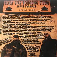 MOS DEF & TALIB KWELI ARE BLACK STAR:DEFINITION(JACKET B)