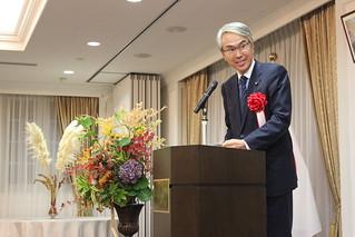 Mr. Nobuteru Ishihara Speech 1