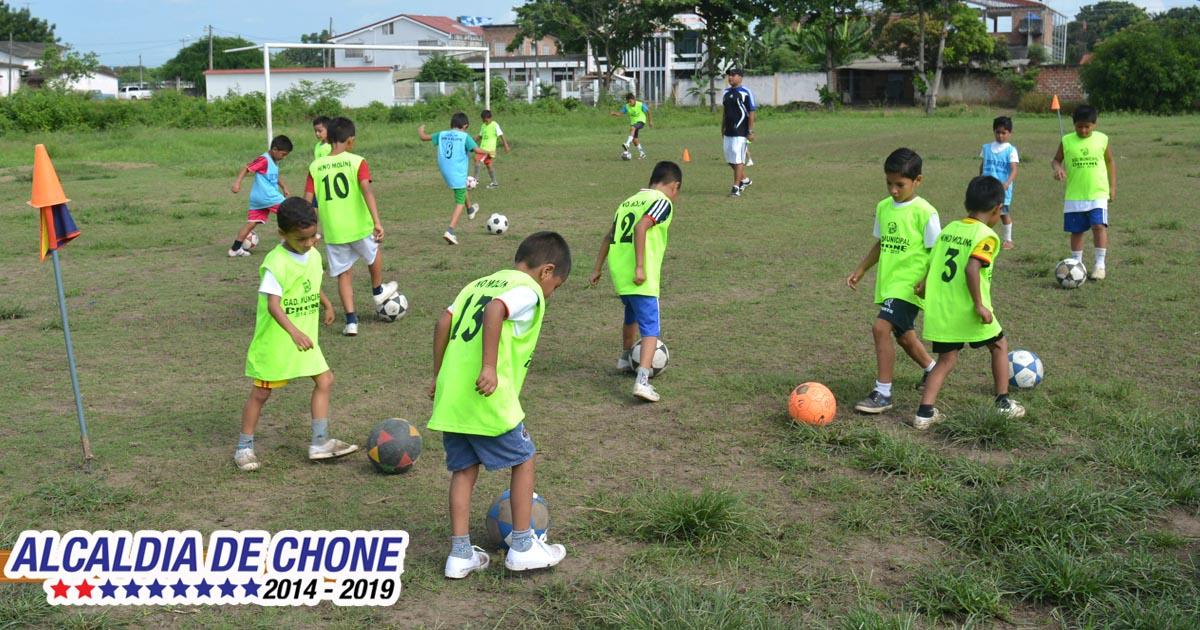 Continúa el IV campeonato de Infanto Juvenil de fútbol zona norte