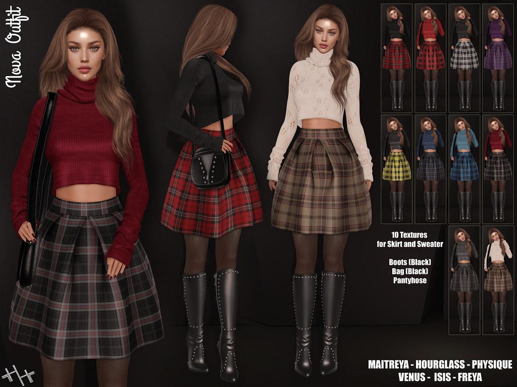 Hilly Haalan – Nova Outfit