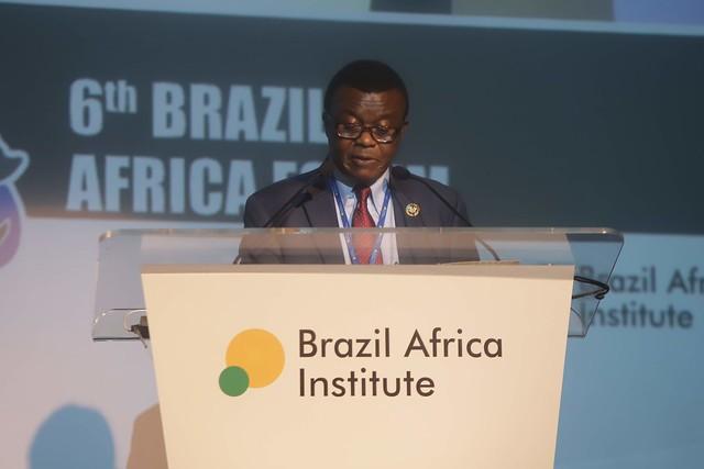 6th Brazil Africa Forum: 2nd panel November 23