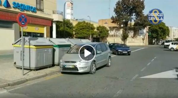 coche mal estacionado clemente hidalgo