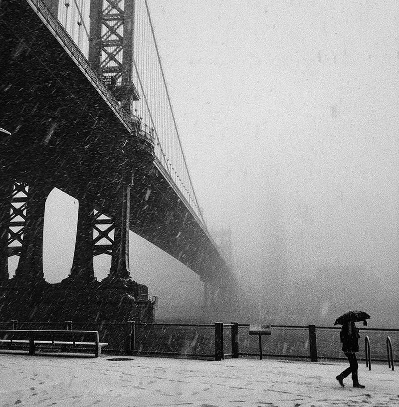 Dumbo snowstorm