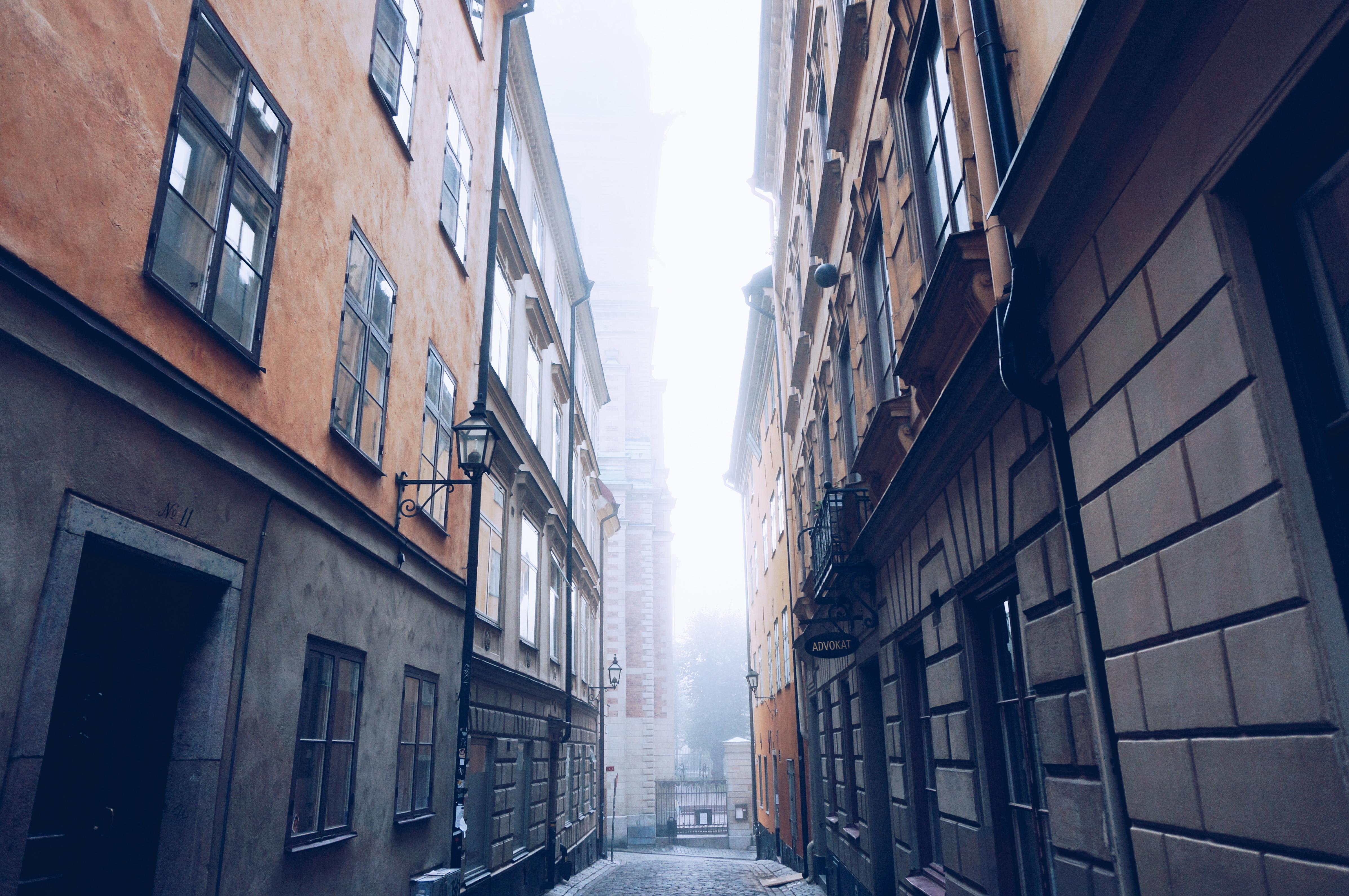 Autumn Stockholm