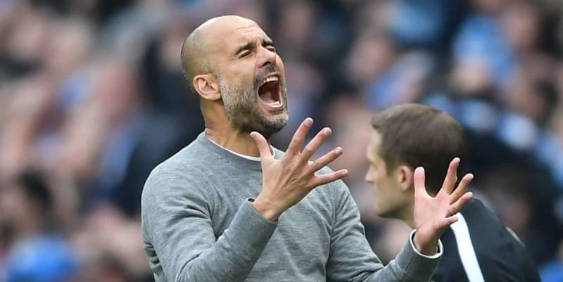 Man City melawan ketakutan dalam kemenangan derby
