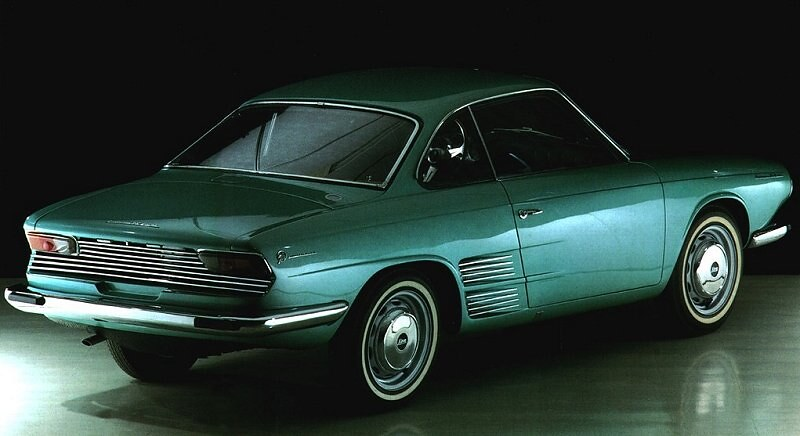 Hino Contessa 900 Sprint, 1963