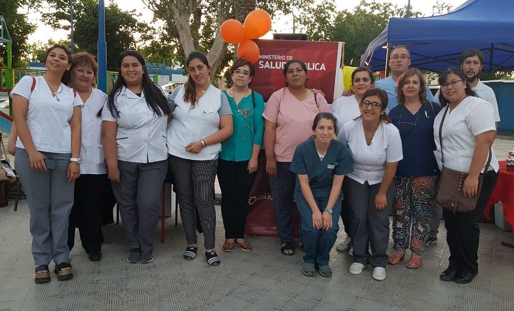 2018-11-20 SALUD: Campaña Vacunación Caucete