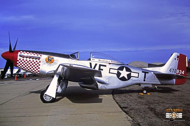 Privado / North American P-51D Mustang / XB-HVL