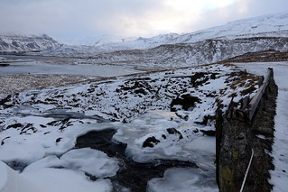 View from Kirkjufellsfoss