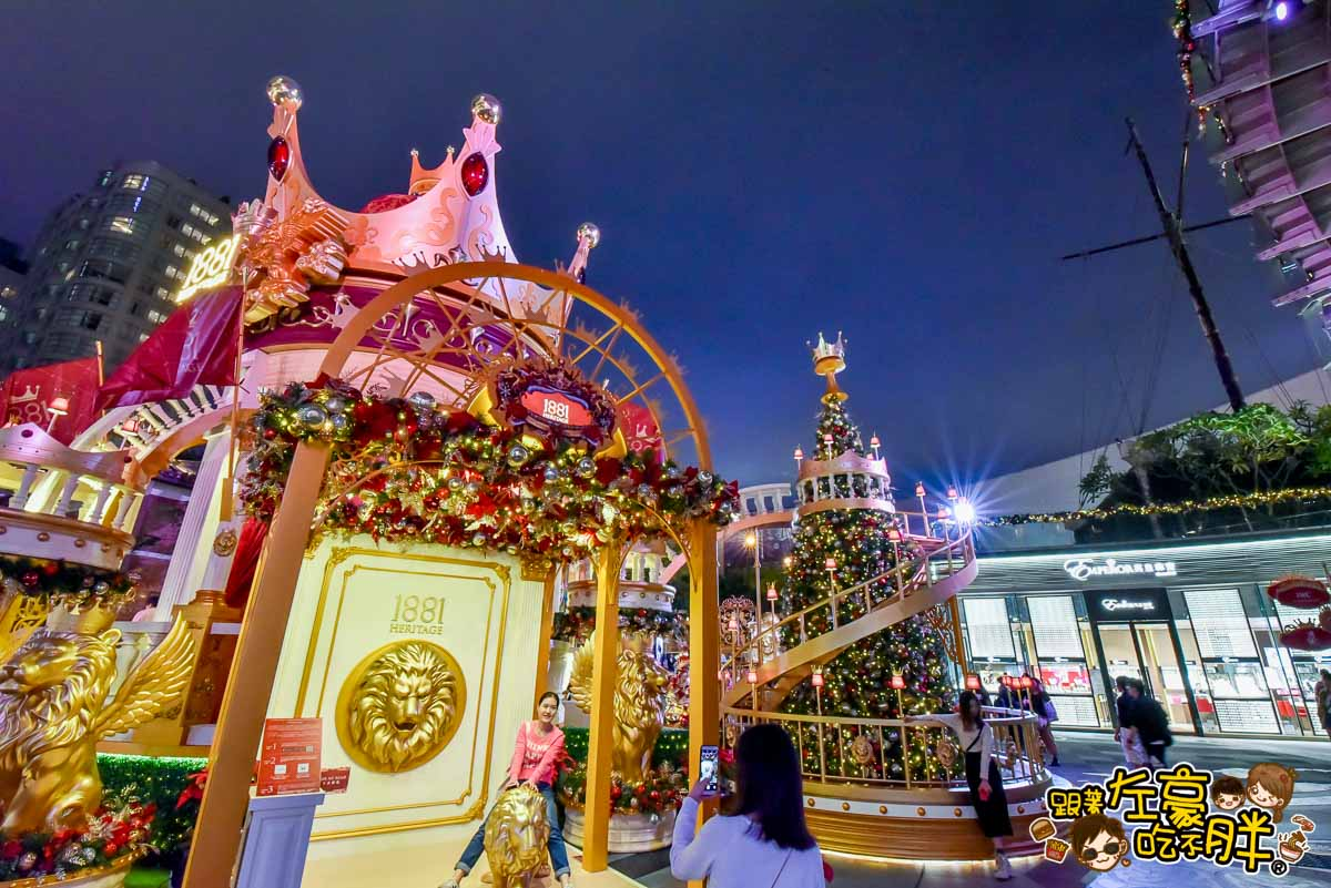 香港聖誕節 尖沙咀海港城聖誕裝飾-62