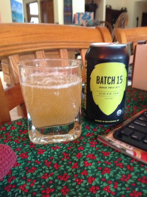 Aslan Brewing Batch 15 ale