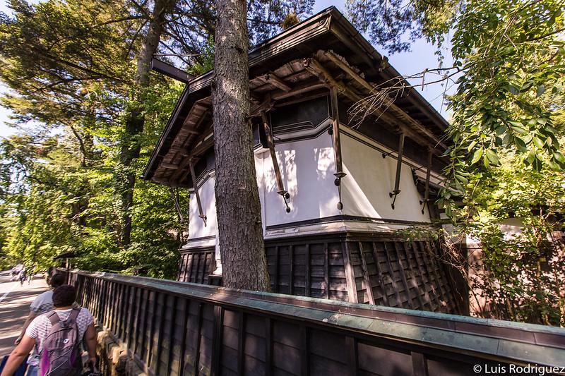 Almacén de la residencia Aoyagi