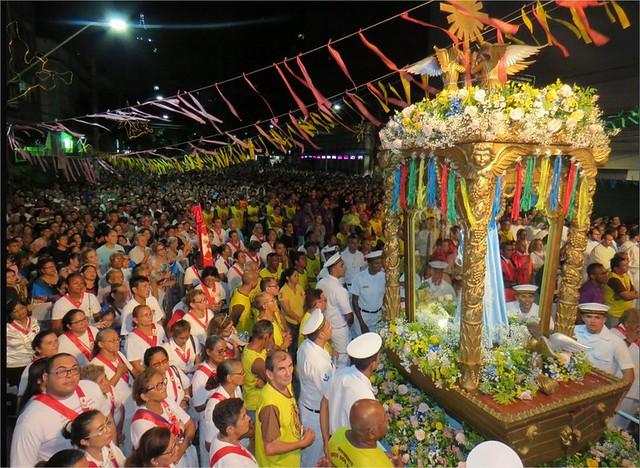 Festa de Nossa Senhora da Conceição em Manaus