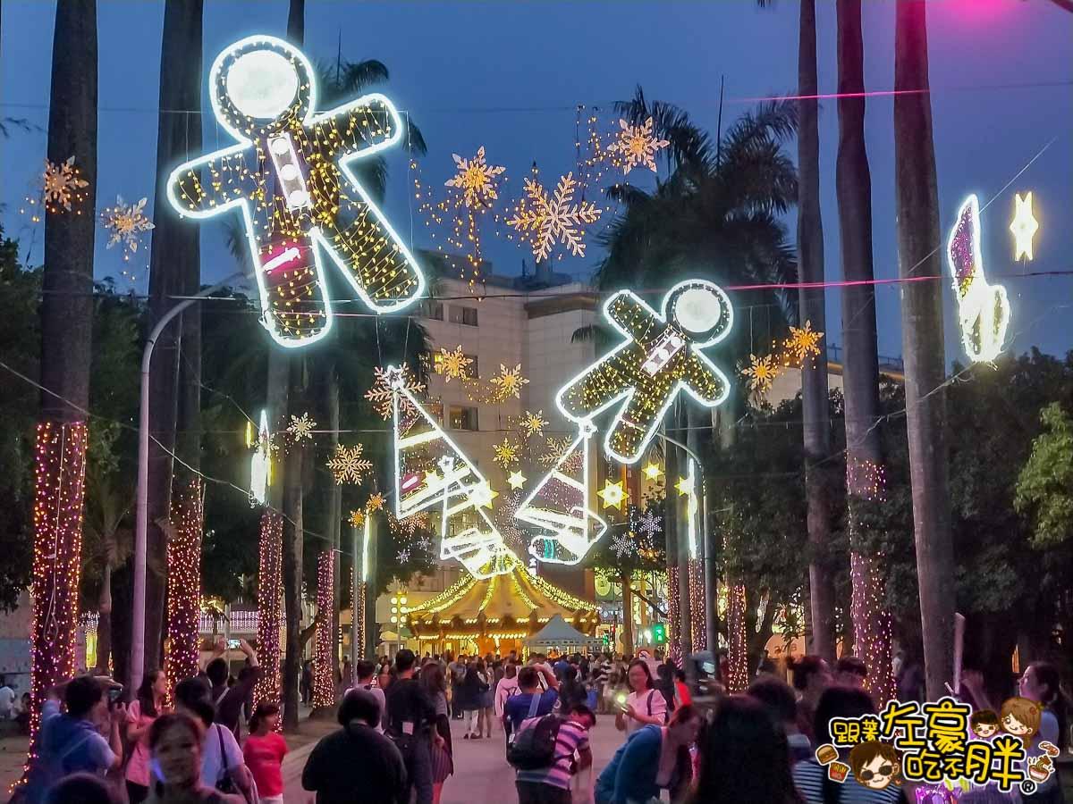 屏東聖誕節燈會-12