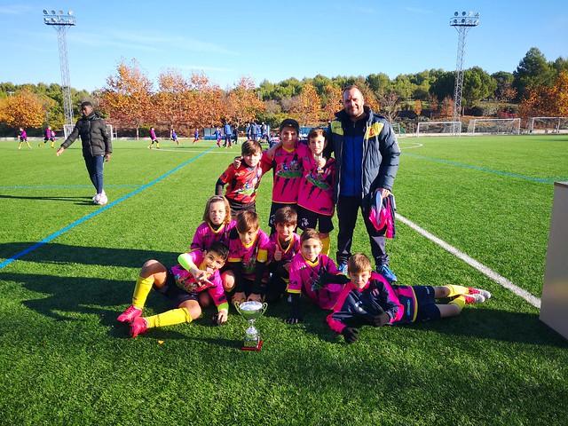 Futboldata Cup y Villamantilla Cup 2018