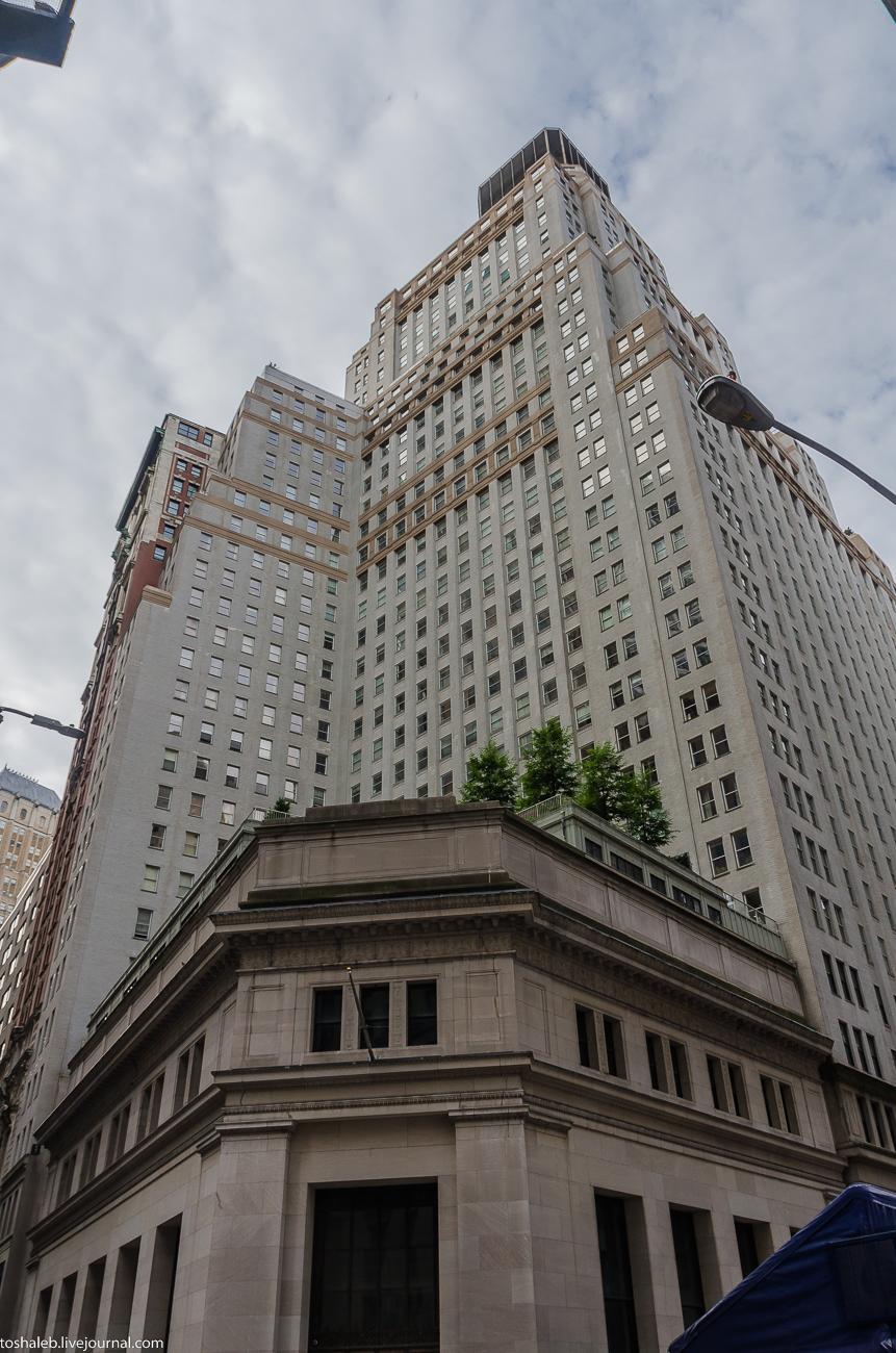 Нью-Йорк_Wall Street-13