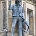 UK Liverpool - John Lennon statue near the old Cavern Club