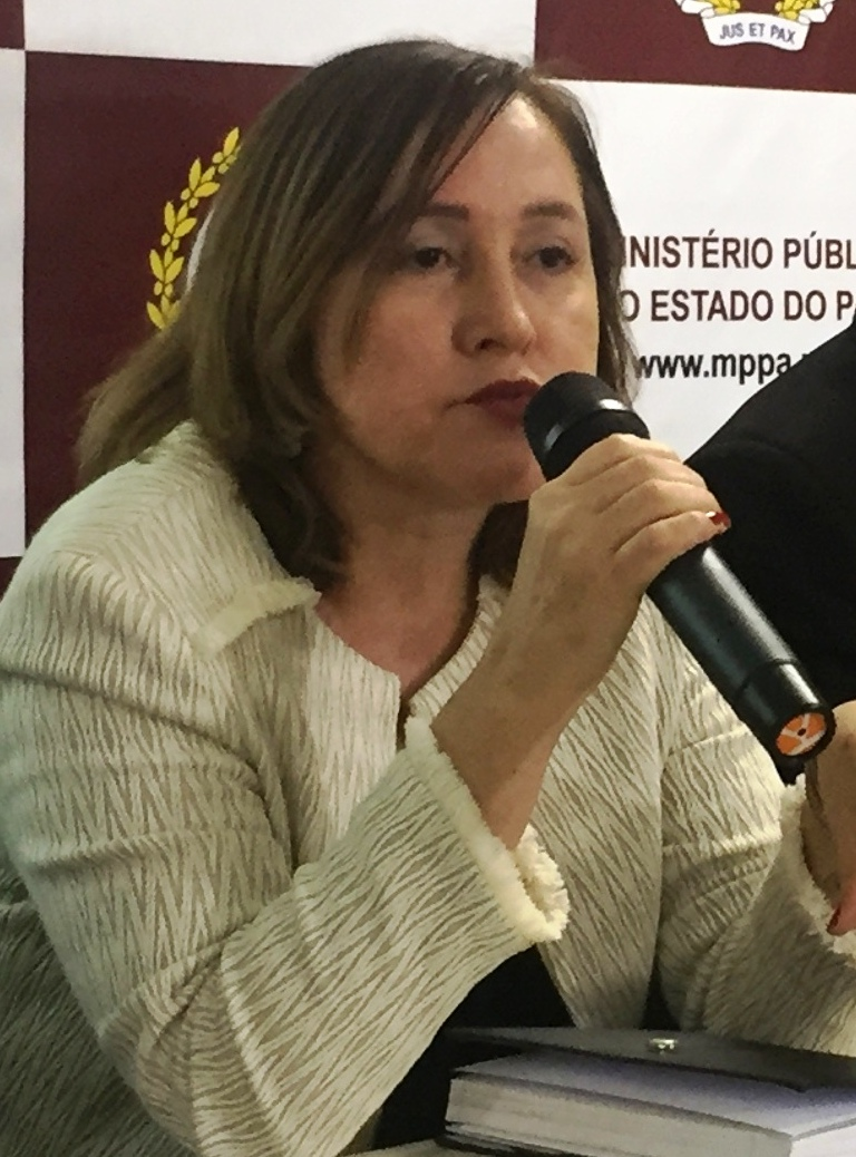 Raimunda Tavares, promotor