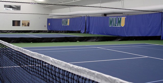 Delcastle Tennis Center Opens New Six-Court Indoor Facility