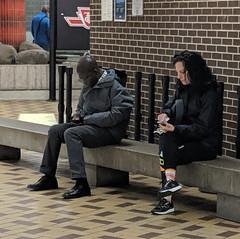 Tableau: St Clair west station