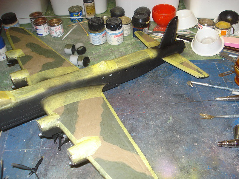 Short Stirling B1/B3 - Airfix 1/72 - Sida 6 45631084482_06a491edcf_b