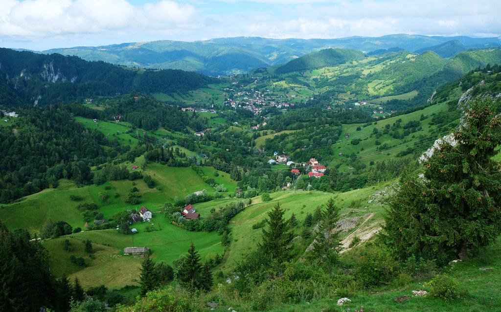 Piatra Craiului Mountains, Transylvania, Romania