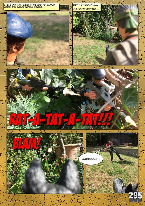 BAM2272 Presents - An Old Face Returns! Chapter Eighteen - The Munrovians Prepare their defences - Part Two 45730847632_c71b4b6879_c
