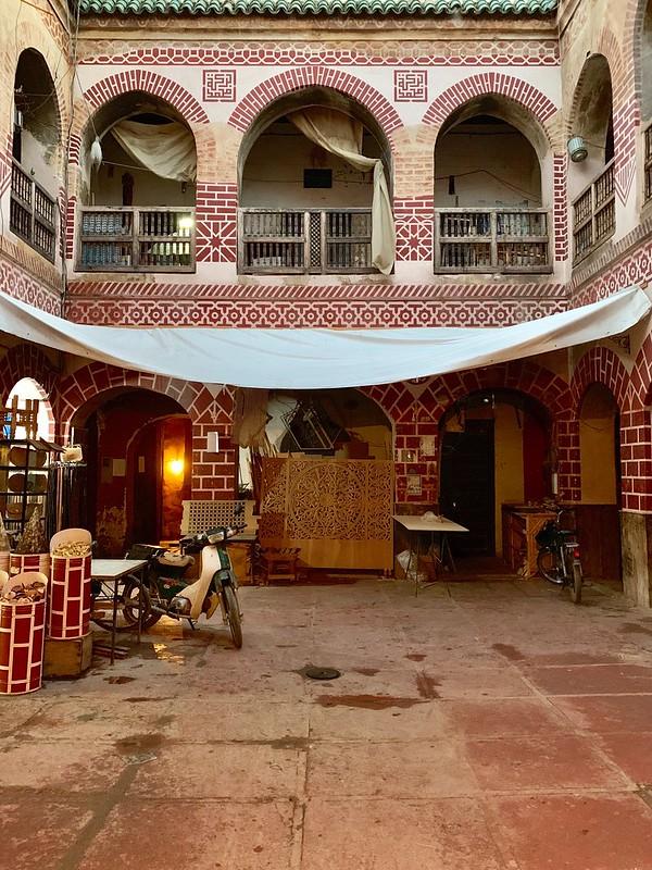 Botteghe a Marrakech