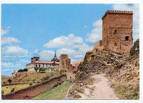 Uclés(Cuenca) : Castillo y Monasterio