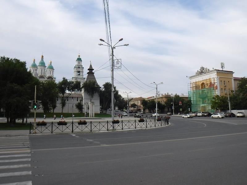 Астрахань - город
