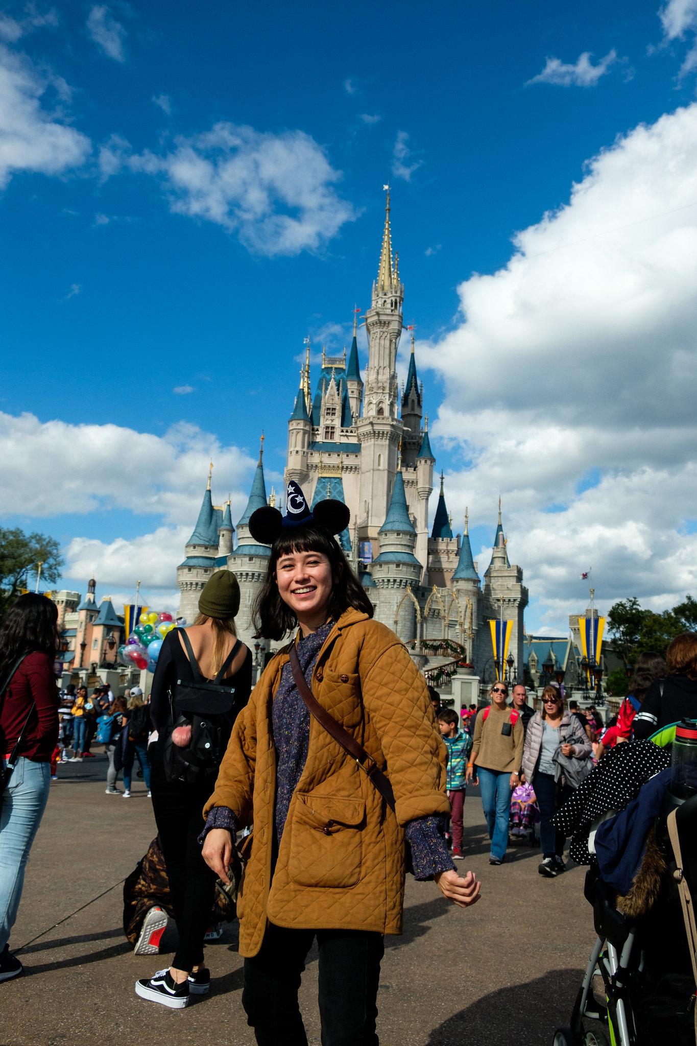 Disneyworld 2019