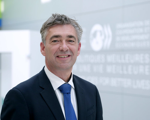 Guido Biessen, Ambassador of The Netherlands to the OECD