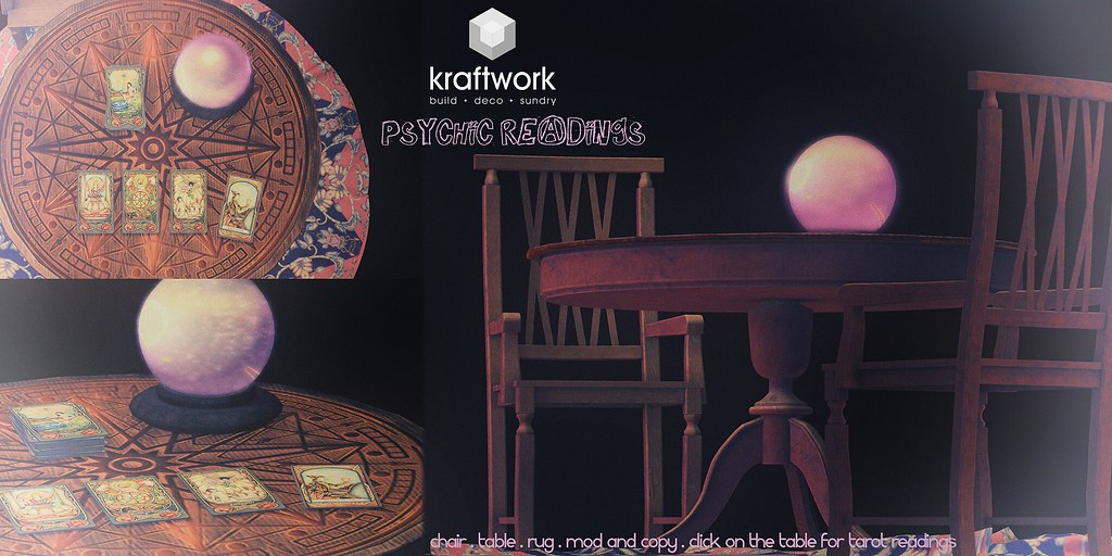 KraftWork Psychic Readings
