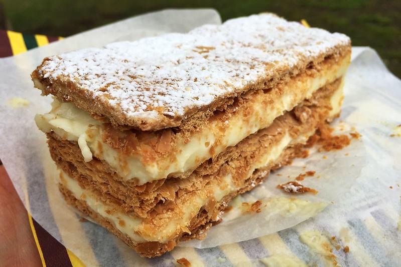 Vanilla slice, Drummoyne Bakehouse